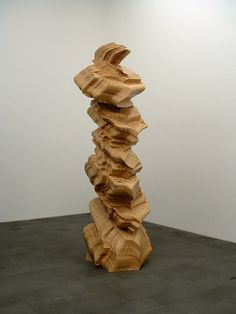 """Ever After"" by Tony Cragg"