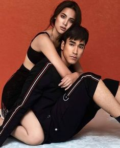 Ulzzang Korean Girl, Sweet Couple, Fashion Editor, Marie Claire, Cute Couples, Actors & Actresses, Poster, Photoshoot, Celebrities