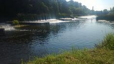 Lovely picture of the #boyneriver in #slane , #Ireland. #boynevalley #summer #river #visitslane