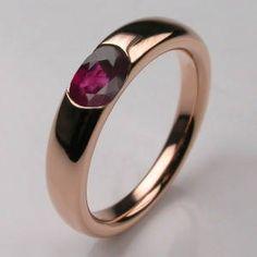 Ring w/ruby