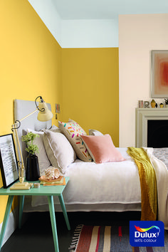 This Yellow Decor Inspiration Will Have You Feeling Like Itu0027s Summer All  Year Round! Jaune