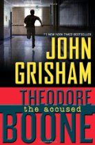 Read Theodore Boone: the Accused children book by John Grisham . Theodore Boone is back! And he's ready for his next big case Theo Boone might only be thirteen, but he's already uncove New Books, Good Books, Books To Read, Children's Books, Fiction Books, Usa Today, Theodore Boone, John Grisham, Thing 1