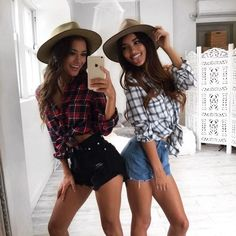 20 Best Inspiring Halloween Costume for Women 20 Best Inspiring Halloween Costume for WomenYou can find Cowgirl costume and more on our Best . Halloween Costumes For Teens Girls, Easy College Halloween Costumes, Best Friend Halloween Costumes, Trendy Halloween, Halloween Party, Cute Halloween Outfits, Group Costumes For Girls, Farmer Halloween Costume, Fancy Dress Costumes For Women