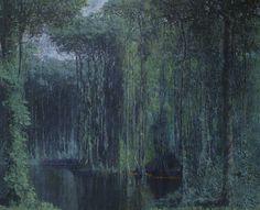 Armando Morales - Selva Tropical - 1989