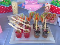 Peppa Pig Birthday Party Ideas | Photo 7 of 19 | Catch My Party