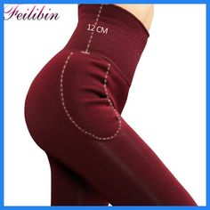 Cheap velvet leggings, Buy Quality women leggings directly from China women leggings winter warm Suppliers: Feilibin 2017 New Women Leggings Winter Warm Pants High Waist Thicken High Elastic Women's Warm Velvet Leggings Winter Leggings, Fleece Leggings, Thick Leggings, Warm Leggings, Velvet Leggings, Cotton Leggings, Striped Leggings, Girls Leggings, Mode Punk Rock