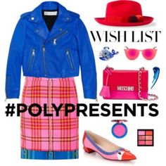 #PolyPresents: Wish List