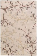 The Athena collection consists of simple and elegant designs from transitional to contemporary. The Athena rugs are hand tufted of wool in India. Sample rugs are non-returnable. However, if you purchase a sample and then subsequently buy a 5' x 8' or larger rug from the same collection, we will credit you for the full purchase price of the sample rug.