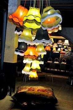 multi pendant lampshade