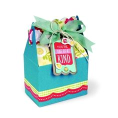 Large_14746 Sizzix Bigz L Die  $30  One of a Kind Gift Box