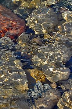 Water Abstract, Water Ripples, Water Element, Water Art, Water Reflections, Sea And Ocean, Seascape Paintings, Elements Of Art, Patterns In Nature