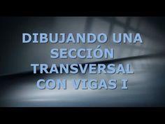 AUTOCAD LT 2015 - DIBUJANDO UNA SECCIÓN TRANSVERSAL CON VIGAS I