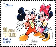 Mickey Mouse and Minnie Paper Book, Disney Magic, Postage Stamps, Pixar, Bowser, Decoupage, Mickey Mouse, Disney Characters, Fictional Characters