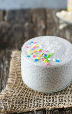 Birthday Chia Pudding 2