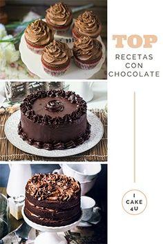 Recetas-parachocolate Flan, Oreo Cheesecake, Banana Split, Cheesecakes, Chocolate Cake, Vegan Recipes, Galletas Cookies, Desserts, Cupcakes