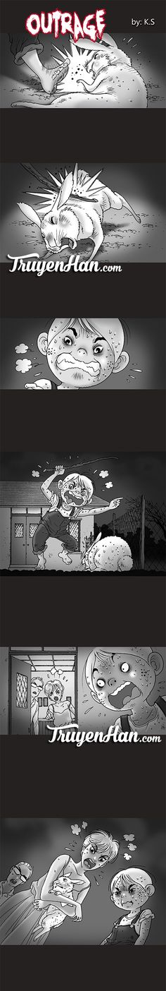 Silent Horror chap 166: Chú thỏ tội nghiệp