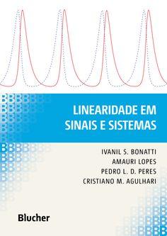 Capa do livro Linearidade em Sinais e Sistemas