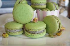 Yay! I'm back with more macarons! Have I told you how much I adore these little round shaped cookies? Or maybe I haven't told you en...