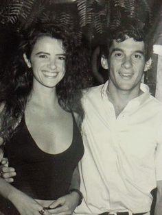 Luma de Oliveira e Ayrton Senna - Pesquisa Google