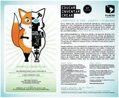 """Curso en FLACSO: """"Laboratorio de cine, juguetes y tecnología"""" (2014). Por Gabriela Mariel Arias."""