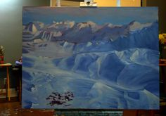 The work we are called to do probably has very little to do with painting.  http://watchmepaint.blogspot.com/2014/03/what-work-are-we-doing-here.html