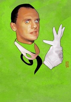 The Riddler by Victor Banev