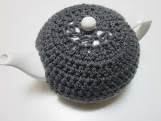 Perfect, adjustable, tea cosy pattern