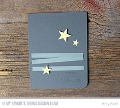 Stripes Cover-Up Die-namics, Sun, Moon, & Stars Die-namics, Beautiful Baby - Amy Rohl  #mftstamps