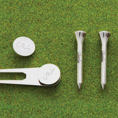 Personalised and Engraved Golf Accessories Set