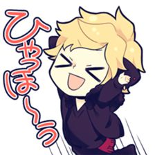 This is a LINE stickerof has been active as a singer at Nico Nico Douga. Vocaloid, Kawaii Stickers, Line Store, Line Sticker, Chibi, Disney Characters, Fictional Characters, Aurora Sleeping Beauty, Anime