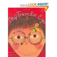 This winner of the 2009 Bank Street - Best Children's Book of the Year uses variations in text size, image sharpness, and color to tell the story of Jenny Sue and her #strabismus.  Available in Kindle.