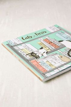 Cats In Paris A Magical Coloring Book By Won Sun Jang