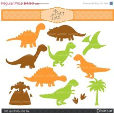Hey, I found this really awesome Etsy listing at https://www.etsy.com/listing/200318913/on-sale-dinosaur-digital-clip-art