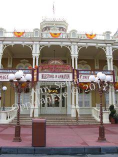 Walt Disney World Magic Kingdom Exposition Hall by OppidanEye, $25.00