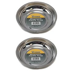Titan Magnetic Mini Parts Tray (2 Pk) - Bundle. For product info go to:  https://www.caraccessoriesonlinemarket.com/titan-magnetic-mini-parts-tray-2-pk-bundle/