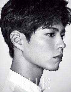 Elle Re-Releases Park Bo Gum Pictorial | Couch Kimchi