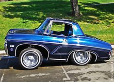 lowrider | Mini Chevy Impala Lowrider