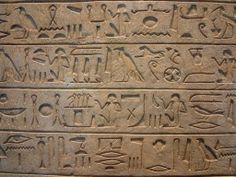 """I believe these hieroglyphics say """"buy lots and lots of pretty shoes"""".  !!!!!"""