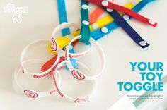 ToyToggle - The safe and effective way to keep your baby's toys close at hand