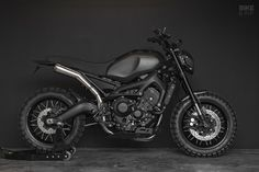 Yamaha Yard Built XSR900 by Wrenchmonkees
