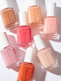 New Rocky Rose Collection By Essie Swatches Amp Review Nail Varnish Essie Indigo Nails