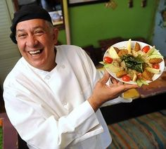 The one-of-a-kind Kabab Cafe in Queens with the most charming and awesome chef/raconteur Ali El Sayed