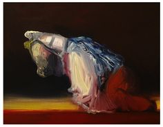 Mo – Joseba Eskubi - S/T - óleo sobre lienzo - 55 x 46cm #contemporary #art #exhibition