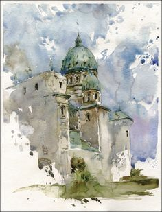 painted architecture - Marc Taro