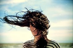 Feeling the wind in your hair.