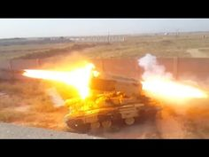 Russia's TOS-1 Flame Thrower is Second to None in the World