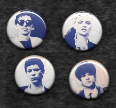A Blue version of the reverse of the UK Denis picture sleeve, all 25mm's.