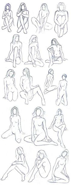 Fairy Poses by Guernic on deviantART                                                                                                                                                                                 More