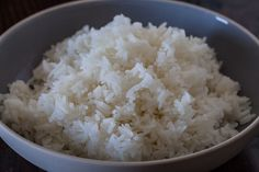 How to cook rice in the microwave with an Ancient Chinese Secret   steamykitchen.com ~ http://steamykitchen.com
