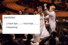 "bury-me-in-burgundy: "" Anatole and Natasha text post memes by bury-me-in-burgundy (please don't remove caption! Great Comet Of 1812, The Great Comet, Theatre Geek, Musical Theatre, Theater, Lucas Steele, My Life Is Boring, Very Potter Musical, Spring Awakening"